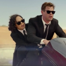 VIDEO: Chris Hemsworth and Tessa Thompson Are The MEN IN BLACK in New Trailer Photo