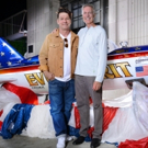 Photo Flash: Buzz Aldrin and Kelly Knievel Attend LA Film Festival Premiere of STUNTMAN
