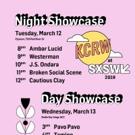 KCRW Announces Line-Up for 2019 SXSW Showcases