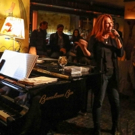 Photo Coverage: Billy Stritch & Jim Caruso at Bemelmans Bar and Victoria Shaw Drops By