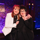 Photo: Chita Rivera Passes THE RINK's Roller Skates on to Caroline O'Connor