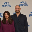Photo Coverage: Lesli Margherita & Company Get Ready for WHO'S HOLIDAY!