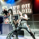 Snake Oil's Tribute to Rock's Biggest Stars Of The 80s Rocks The Mac 10/27 Photo