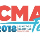 CMA Fest Announces More than 100 Additional Performances June 7 - 10
