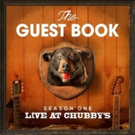TBS #1 Comedy Series THE GUEST BOOK Season 1 Soundtrack: Live At Chubby's Out Now
