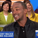 VIDEO: Anthony Mackie Chats Upcoming AVENGERS: INFINITY WAR Film on GOOD MORNING AMERICA