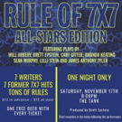 Rule Of 7x7 At The Tank Announces Rule Of 7x7: All-Star Edition Photo