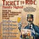 Ovation Brands' And Furr's Fresh Buffet' Have The 'Ticket To Ride' With Newest Family Night Promotion, Starting May 17