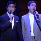 VIDEO: Telly Leung and Taylor Trensch Perform 'Who Will Love Me As I Am?' at Broadway Video