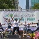 Photo Coverage: The Cast of BE MORE CHILL and More Perform at Broadway in Bryant Park Photo
