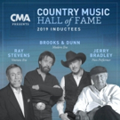 Jerry Bradley, Brooks & Dunn and Ray Stevens Inducted Into Country Music Hall of Fame Photo