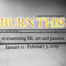 The Studio Players Present BURN THIS