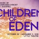 CSUF Announces Fall Musical CHILDREN OF EDEN Photo