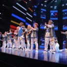 Photo Coverage: The Cast of HALF TIME at Paper Mill Takes Their Opening Night Bows Photo