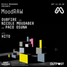 Nicole Moudaber Presents MoodRAW At Avant Gardner On November 10th