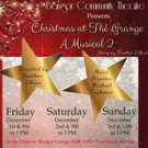 BWW Previews: CHRISTMAS AT THE GRANGE A MUSICAL 2 at Bangor Community Theatre