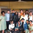 Photo Flash: HAMILTON Cast Stops by Jocelyn Bioh's 'SCHOOL GIRLS' Off-Broadway