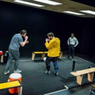 BWW Review: BRAWLER: A PLAY IN ALL CAPS