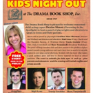Child Acting Expert Denise Simon to Host 'Kids Night Out' Panel at The Drama Book Shop