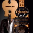 The Town Hall Presents DJANGO A GOGO on Saturday, May 5, 2018 Photo