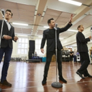 Photo Flash: First Look at Rehearsals for the UK and Ireland Tour of JERSEY BOYS Photos