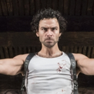 Photo Flash: First Images Of THE LIEUTENANT OF INISHMORE With Aidan Turner Photos