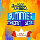 GOOD MORNING AMERICA Launches Summer Concert Series with BTS