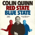 COLIN QUINN: RED STATE BLUE STATE to Play at The Minetta Lane Theatre Photo