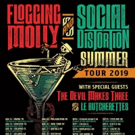 Flogging Molly and Social Distortion Announce Co-Headlining Tour