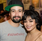 Photo Flash: Lin-Manuel Drops In Uptown with the Kennedy Center Cast of IN THE HEIGHTS