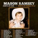Mason Ramsey Unveils Fall Leg Of Tour