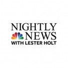 NBC NIGHTLY NEWS WITH LESTER HOLT is No. 1 for 74 Straight Weeks