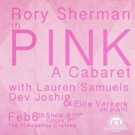 PINK, A Cabaret, Comes to The Pheasantry Photo