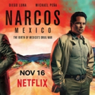 VIDEO: Diego Luna and Michael Pena Go Mano a Mano in the Trailer for NARCOS: MEXICO Photo