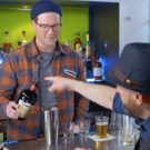 BWW TV Exclusive: Preston Boyd Knocks One Back on BROADWAY BARTENDER!