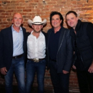 Justin Moore Honored With Multiple Career Achievements