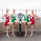 Photo Flash: The Rockettes Turn Empire State Building Red & Green for Tonight's CHRISTMAS SPECTACULAR Opening