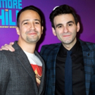 Photo Coverage: Lin-Manuel Miranda & More Walk the Red Carpet for BE MORE CHILL Photo