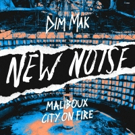 Maliboux Makes New Noise Debut with CITY ON FIRE