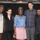 Photo Flash: In Rehearsal with PASS OVER at LCT3 Photo