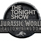 'THE TONIGHT SHOW & Universal Pictures Welcome Audiences to JURASSIC WORLD: 'FALLON K Photo