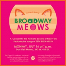 Keri Rene Fuller Joins 10th Annual Broadway Meows Photo