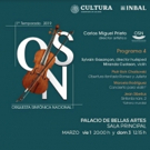 La Orquesta Sinfónica Nacional hará el estreno mundial del Concierto para violín d Photo