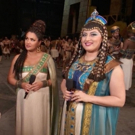 VIDEO: Anna Netrebko and Anita Rachvelishvili on The Met's AIDA Video
