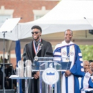 Chadwick Boseman Inspires Graduates During Howard University's 2018 Commencement Cere Photo