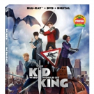 THE KID WHO WOULD BE KING to Arrive on 4K Ultra-HD, Blu-ray and DVD