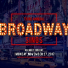 Starry Lineup Set for Broadway Method Academy's 2017 BROADWAY SINGS Gala Photo