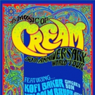 THE MUSIC OF CREAM: 50th ANNIVERSARY WORLD TOUR To Tour Across North America This Fal Photo