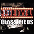 Internships, Dance and Movement Classes, Vocal Lessons, and Jobs Around the Country in this Week's BroadwayWorld Classifieds 4/11