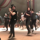 VIDEO: Zac Efron Shares 'GREATEST SHOWMAN' Rehearsal Footage
